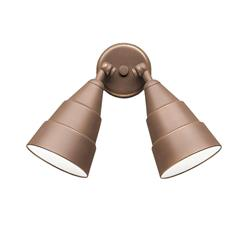 Kichler Lighting 6052AZ Outdoor Wall 2Lt
