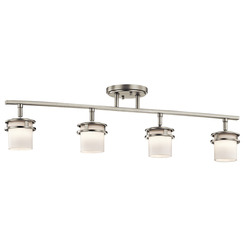 Kichler Lighting 7772NI Rail 4Lt