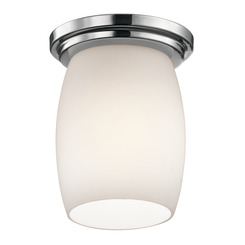 Kichler Lighting 8043CH Flush Mount 1Lt