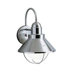 Kichler Lighting 9022NI Outdoor Wall 1Lt