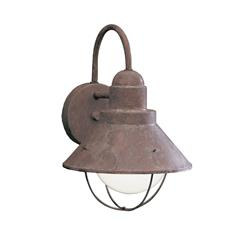 Kichler Lighting 9022OB Outdoor Wall 1Lt