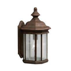 Kichler Lighting 9029TZ Outdoor Wall 1Lt