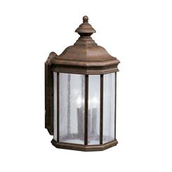 Kichler Lighting 9030TZ Outdoor Wall 3Lt