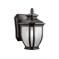 Kichler Lighting 9039RZ Outdoor Wall 1Lt