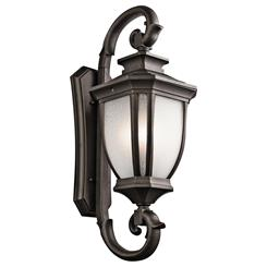 Kichler Lighting 9099RZ Outdoor Wall 4Lt