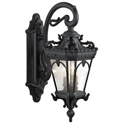 Kichler Lighting 9357BKT Outdoor Wall 2Lt