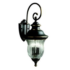 Kichler Lighting 9452OZ Outdoor Wall 3Lt
