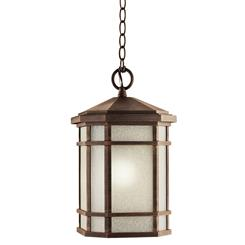Kichler Lighting 9511PR Outdoor Pendant 1Lt