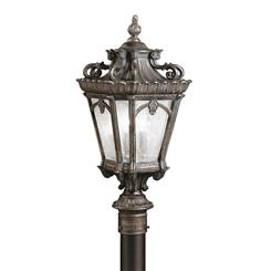Kichler Lighting 9559LD Outdoor Post Mt 4Lt