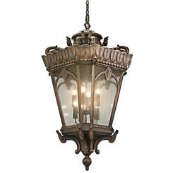 Kichler Lighting 9568LD Outdoor Pendant 8Lt