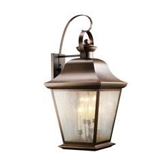 Kichler Lighting 9703OZ Outdoor Wall 6Lt
