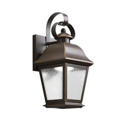 Kichler Lighting 9707OZLED Outdoor Wall 1Lt LED
