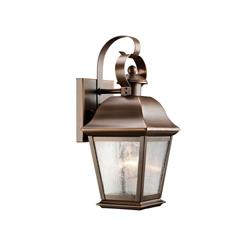 Kichler Lighting 9707OZ Outdoor Wall 1Lt