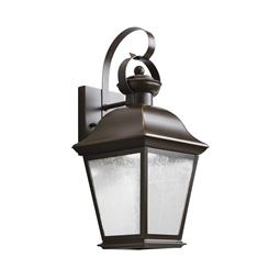 Kichler Lighting 9708OZLED Outdoor Wall 1Lt LED