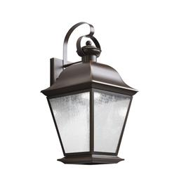 Kichler Lighting 9709OZLED Outdoor Wall 1Lt LED