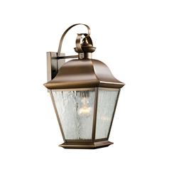 Kichler Lighting 9709OZ Outdoor Wall 1Lt