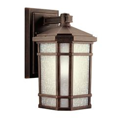 Kichler Lighting 9718PR Outdoor Wall 1Lt