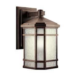 Kichler Lighting 9719PR Outdoor Wall 1Lt
