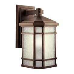 Kichler Lighting 9720PR Outdoor Wall 1Lt