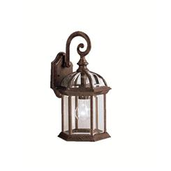 Kichler Lighting 9735TZ Outdoor Wall 1Lt