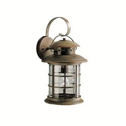 Kichler Lighting 9761RST Outdoor Wall 1Lt