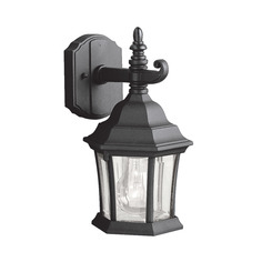 Kichler Lighting 9788BK Outdoor Wall 1Lt