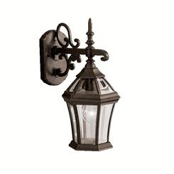 Kichler Lighting 9789TZ Outdoor Wall 1Lt