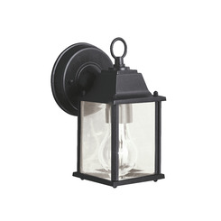 Kichler Lighting 9794BK Outdoor Wall 1Lt