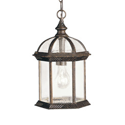 Kichler Lighting 9835TZ Outdoor Pendant 1Lt