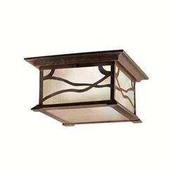 Kichler Lighting 9838DCO Outdoor Ceiling 2Lt
