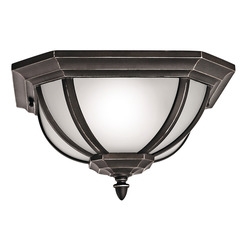 Kichler Lighting 9848RZ Outdoor Ceiling 2Lt