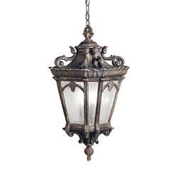 Kichler Lighting 9855LD Outdoor Pendant 3Lt
