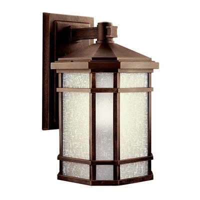 Kichler Lighting 11019PR Outdoor Wall 1Lt Fluorescent