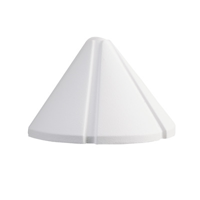 Kichler Lighting 15065WHT Deck 1-Lt 12V