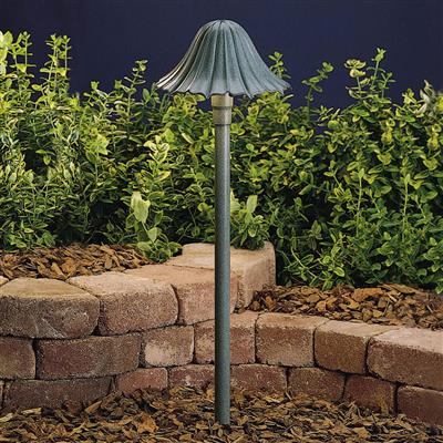 Kichler Lighting 15314MST Path & Spread 1-Lt 12V