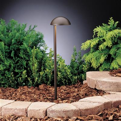 Kichler Lighting 15423AZT Path & Spread 1-Lt 12V