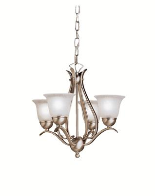 Kichler Lighting 2019NI Mini Chandelier 4Lt