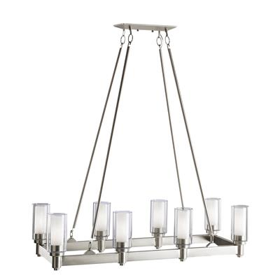 Kichler Lighting 2943NI Linear Chandelier 8Lt