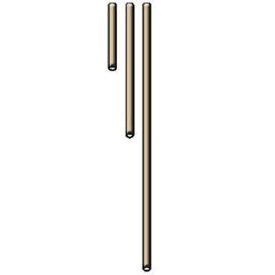 "Kichler Lighting 2997NI 24"" Stem Brushed Nickel"