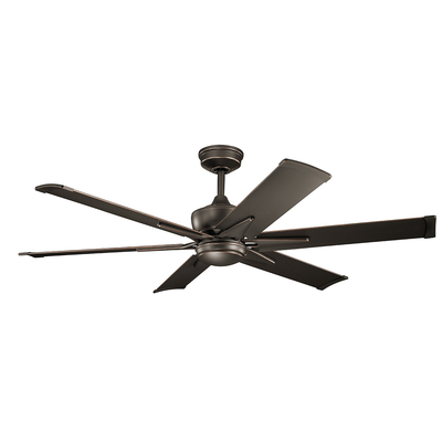 Kichler Lighting 300300OZ 60 Inch Szeplo II LED Fan