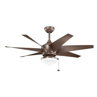 Kichler Lighting 310112CMO 54 Inch Lehr II Fan