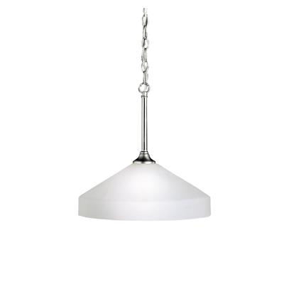 Kichler Lighting 3349NI Ansonia™ 1 Light Pendant Brushed Nickel