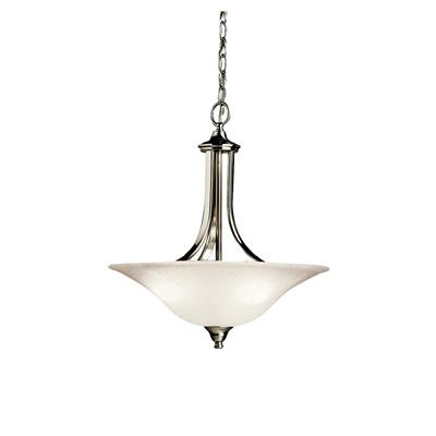Kichler Lighting 3502NI Pendant/Semi Flush 3Lt