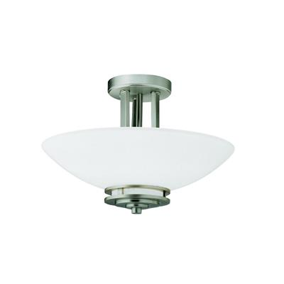 Kichler Lighting 3674NI Semi Flush 2Lt