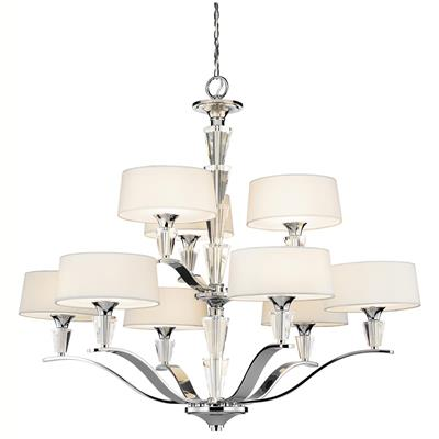 Kichler Lighting 42031CH Chandelier 9Lt