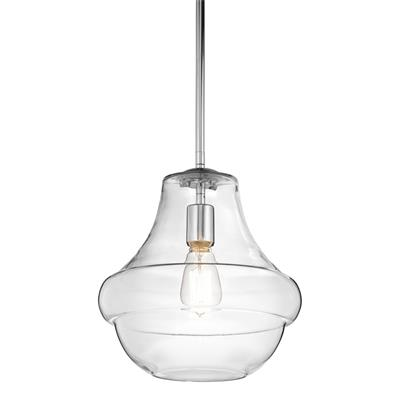 Kichler Lighting 42044CH Pendant 1Lt