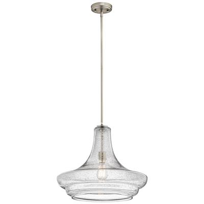 Kichler Lighting 42329NICS Pendant 1Lt