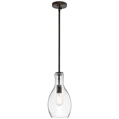 Kichler Lighting 42456OZCLR Pendant 1Lt