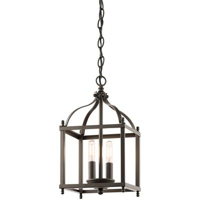 Kichler Lighting 42565OZ Indoor Pendant 2Lt
