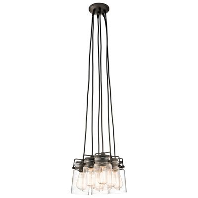 Kichler Lighting 42877OZ Pendant 6Lt